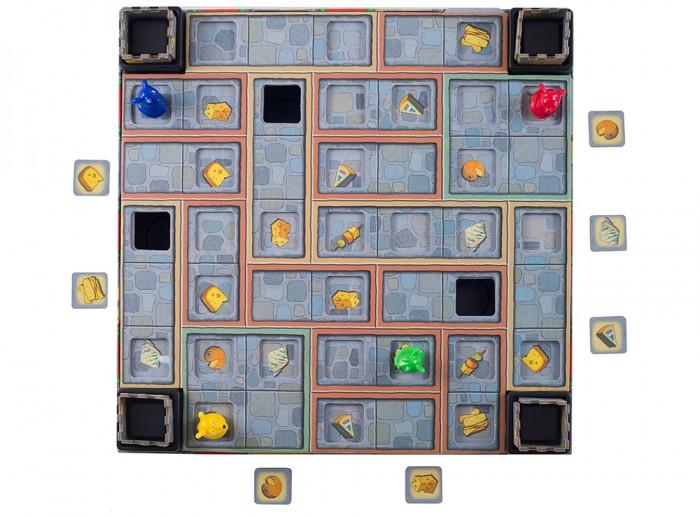 Картинка для Стиль жизни Настольная игра Сырный замок