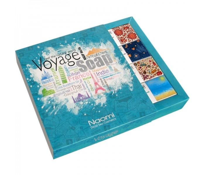 Купить Naomi Набор мыла Voyage 8 шт. по 30 г в интернет магазине. Цены, фото, описания, характеристики, отзывы, обзоры