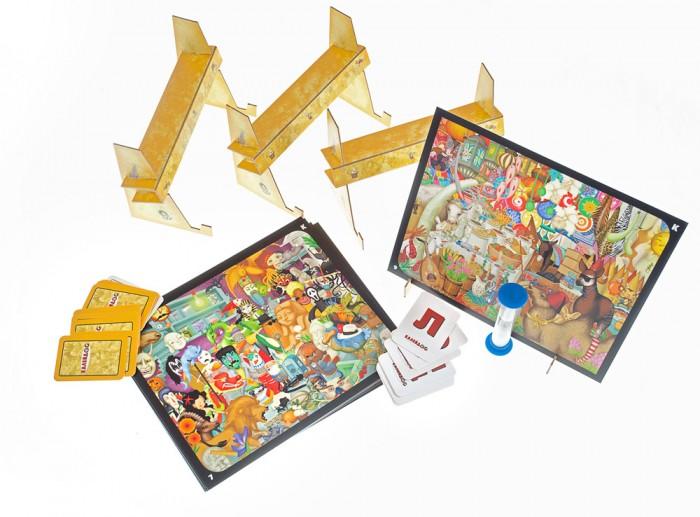 Купить Настольные игры, Стиль жизни Настольная игра Калейдос