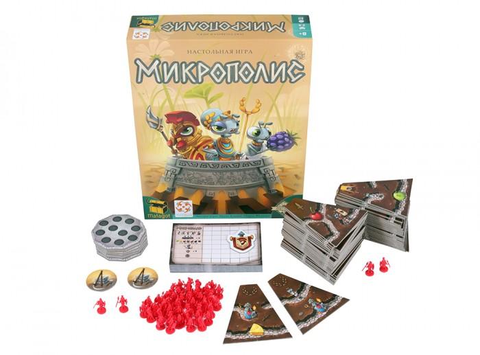 Купить Настольные игры, Стиль жизни Настольная игра Микрополис