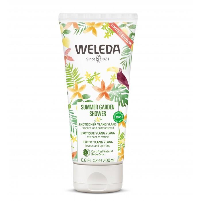 Купить Weleda Гель для душа Summer Garden 200 мл в интернет магазине. Цены, фото, описания, характеристики, отзывы, обзоры