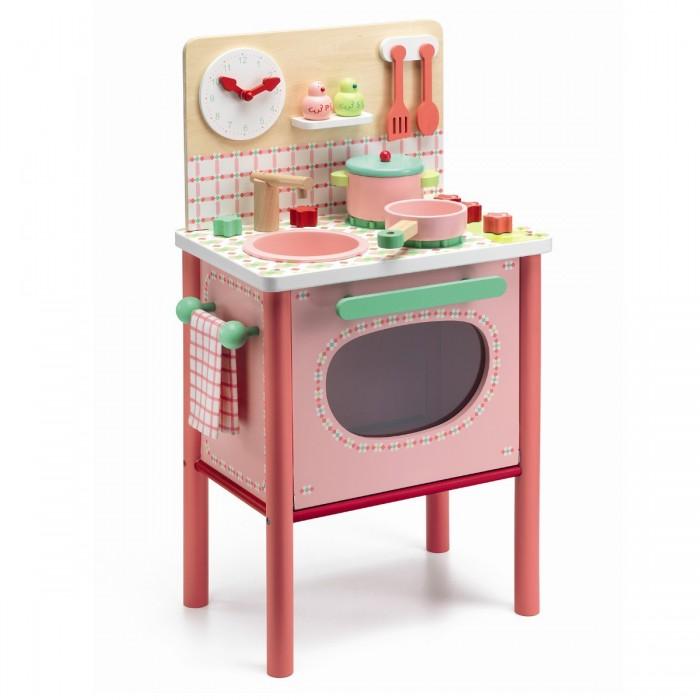 Купить Деревянные игрушки, Деревянная игрушка Djeco Детская кухня Лила