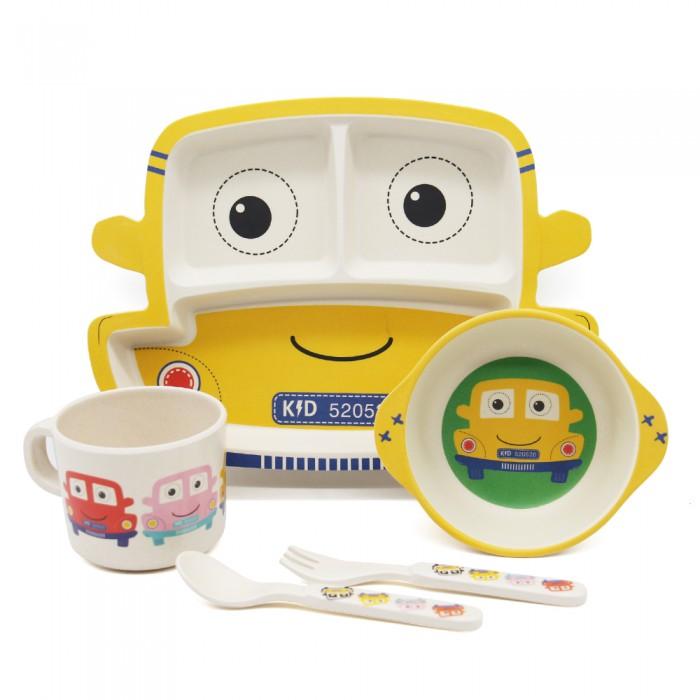 Купить Bambooki Бамбуковая посуда для детей Машинка в интернет магазине. Цены, фото, описания, характеристики, отзывы, обзоры