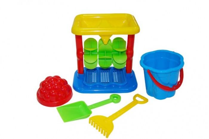 Игрушки для зимы Полесье Набор для игры с песком № 347 полесье набор для песочницы 406