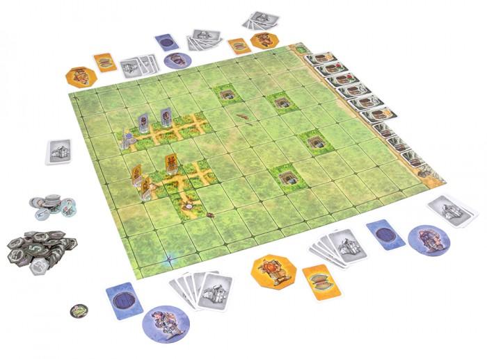 Стиль жизни Настольная игра Гномы-вредители Древние шахты фото