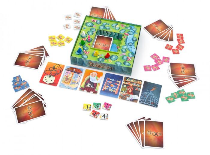 Настольные игры Стиль жизни Настольная игра Диксит недорого