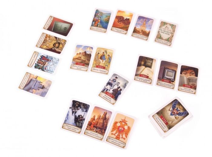 Купить Настольные игры, Стиль жизни Настольная игра Таймлайн История России