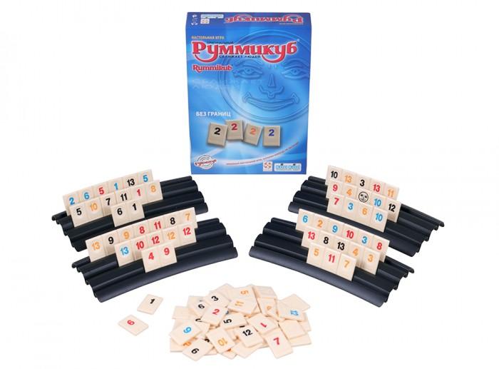 Купить Настольные игры, Стиль жизни Настольная игра Руммикуб Без границ мини