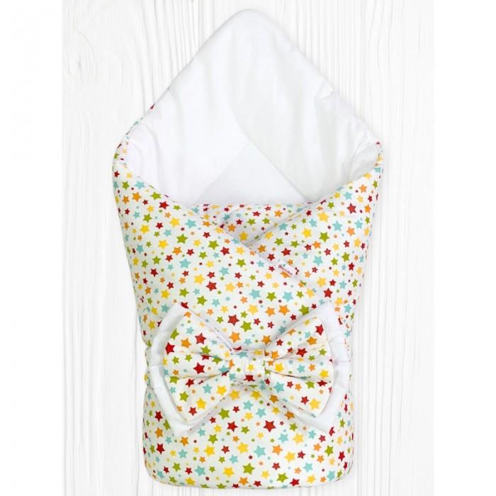 Фото - Конверты на выписку CherryMom Конверт-одеяло на выписку Фейерверк (демисезон) cherrymom конверт одеяло cherrymom звезды на синем звезды на сером зима синий