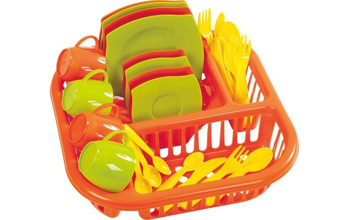 Ролевые игры Wader Набор детской посуды Алиса rosenberg набор детской посуды 8786