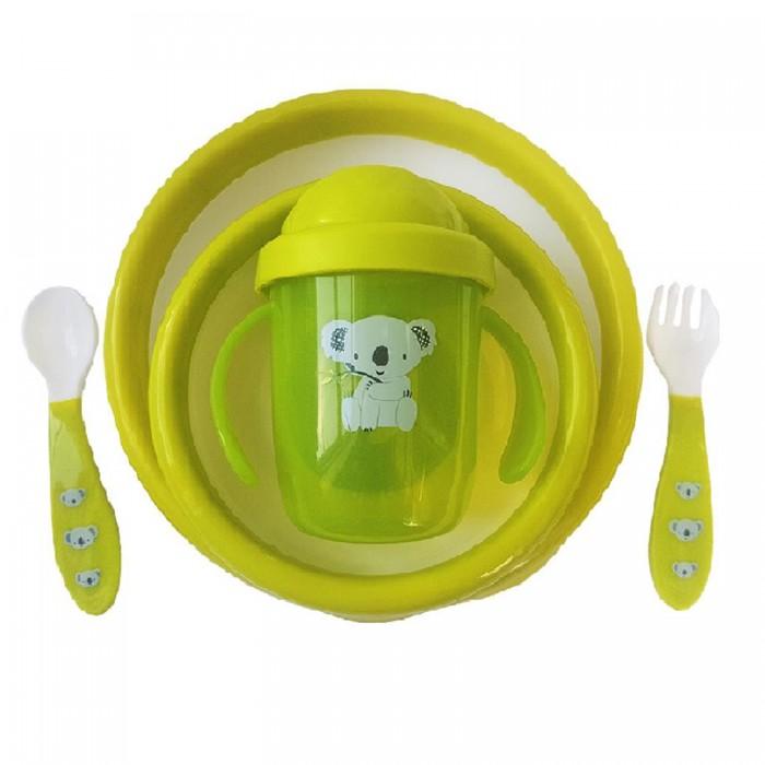 Купить Uviton Набор детской посуды (тарелочки, поильник, столовые приборы) в интернет магазине. Цены, фото, описания, характеристики, отзывы, обзоры