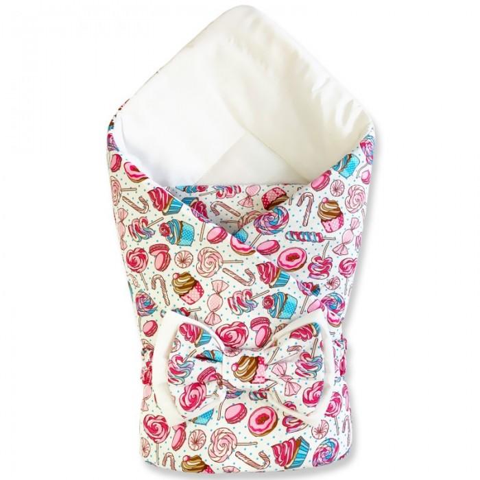 Конверты на выписку CherryMom Конверт-одеяло Candy (зима) конверты на выписку cherrymom конверт одеяло eco зима