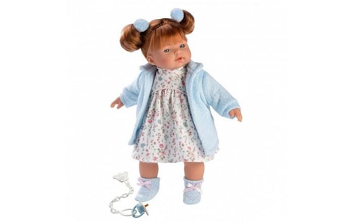 Купить Куклы и одежда для кукол, Llorens Кукла Лея 33 см со звуком