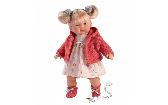 Купить Куклы и одежда для кукол, Llorens Кукла Айтана 33 см со звуком L 33110