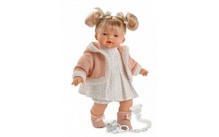 Купить Куклы и одежда для кукол, Llorens Кукла Роберта 33 см со звуком