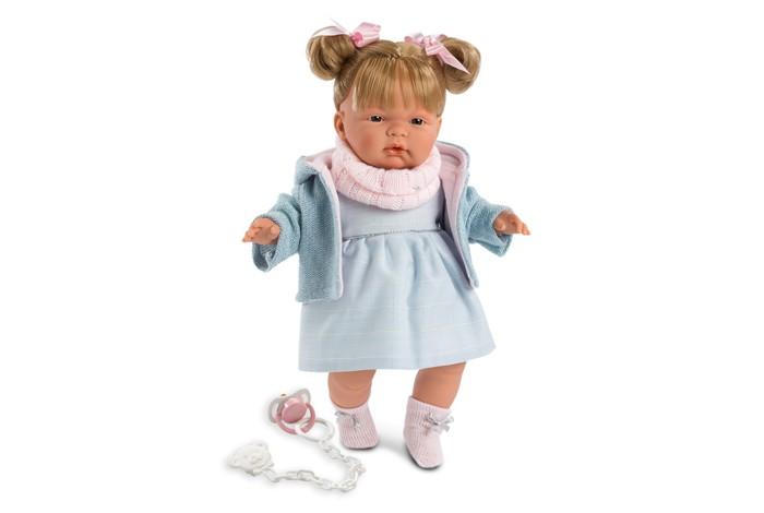 Купить Куклы и одежда для кукол, Llorens Кукла Жоэлле 38 см со звуком