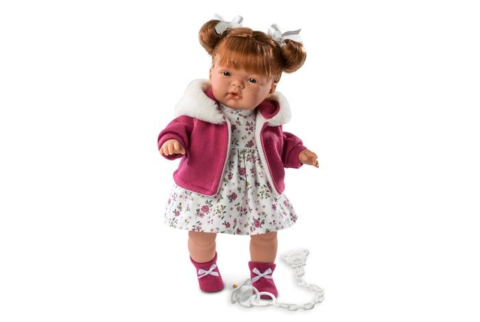 Llorens Кукла Катя 38 см со звуком