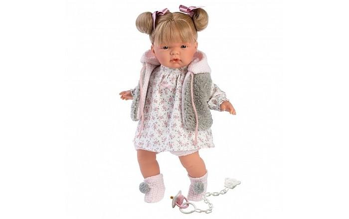 Купить Куклы и одежда для кукол, Llorens Кукла Жоель 38 см со звуком L 38332