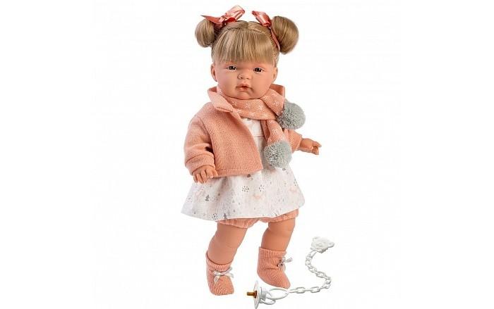 Куклы и одежда для кукол, Llorens Кукла Жоель 38 см со звуком L 38334  - купить со скидкой