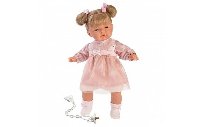 Купить Куклы и одежда для кукол, Llorens Кукла Жоель 38 см со звуком L 38336