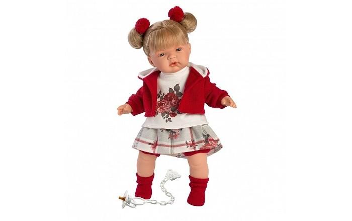 Купить Куклы и одежда для кукол, Llorens Кукла Жоель 38 см со звуком L 38556