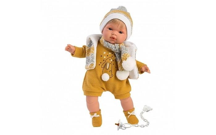 Купить Куклы и одежда для кукол, Llorens Кукла Саша 38 см со звуком L 38557