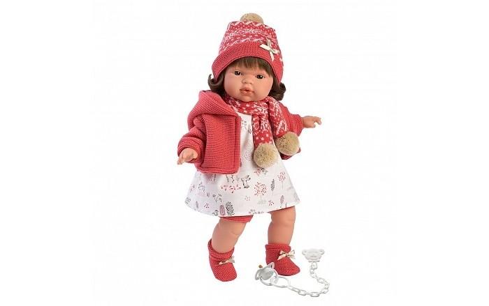 Купить Куклы и одежда для кукол, Llorens Кукла Лола 38 см со звуком L 38558