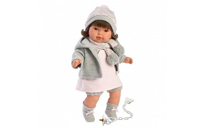 Купить Куклы и одежда для кукол, Llorens Кукла Пиппа 42 см со звуком