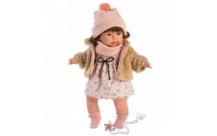 Куклы и одежда для кукол, Llorens Кукла Пиппа 42 см со звуком L 42152  - купить со скидкой