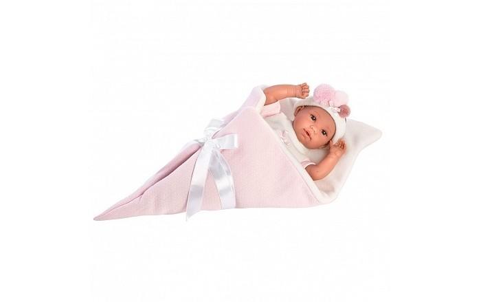 Llorens Кукла в розовом конверте 36 см