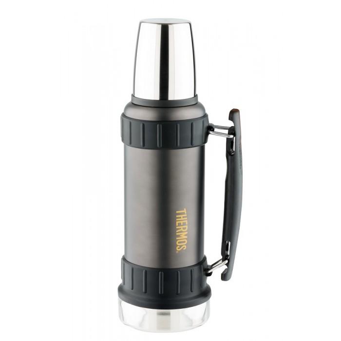 Купить Термос Thermos 2520 Vacuum Flask 1.2 л в интернет магазине. Цены, фото, описания, характеристики, отзывы, обзоры