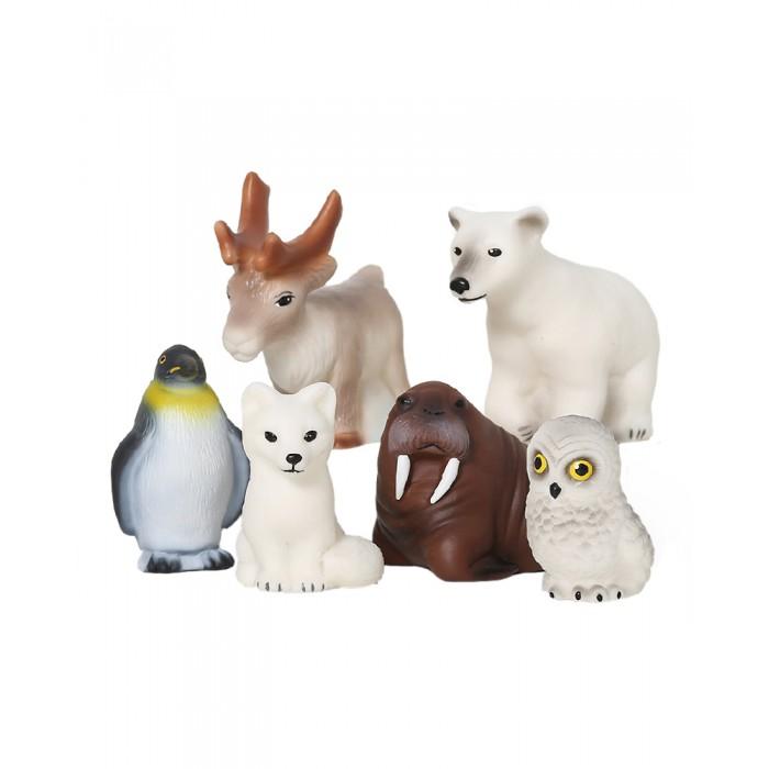 Игровые фигурки Весна Набор Животные Арктики и Антарктики