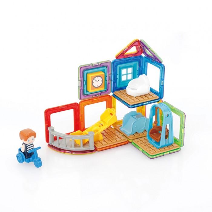 Купить Конструкторы, Конструктор Magformers магнитный Max's Playground Set (33 элемента)