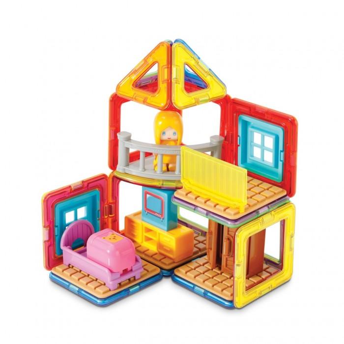 Купить Конструкторы, Конструктор Magformers магнитный Maggy's House Set (33 элемента)