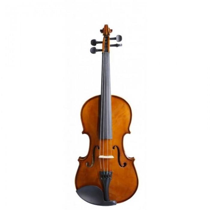 Музыкальный инструмент Flight Скрипка 1/4 отделка classic ученическая модель