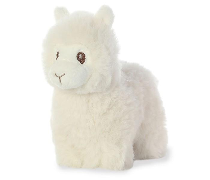 Купить Мягкие игрушки, Мягкая игрушка Aurora Лама 15 см