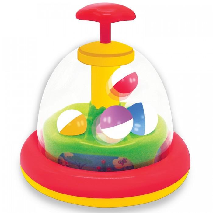 Купить Развивающие игрушки, Развивающая игрушка Kiddieland Юла c шариками