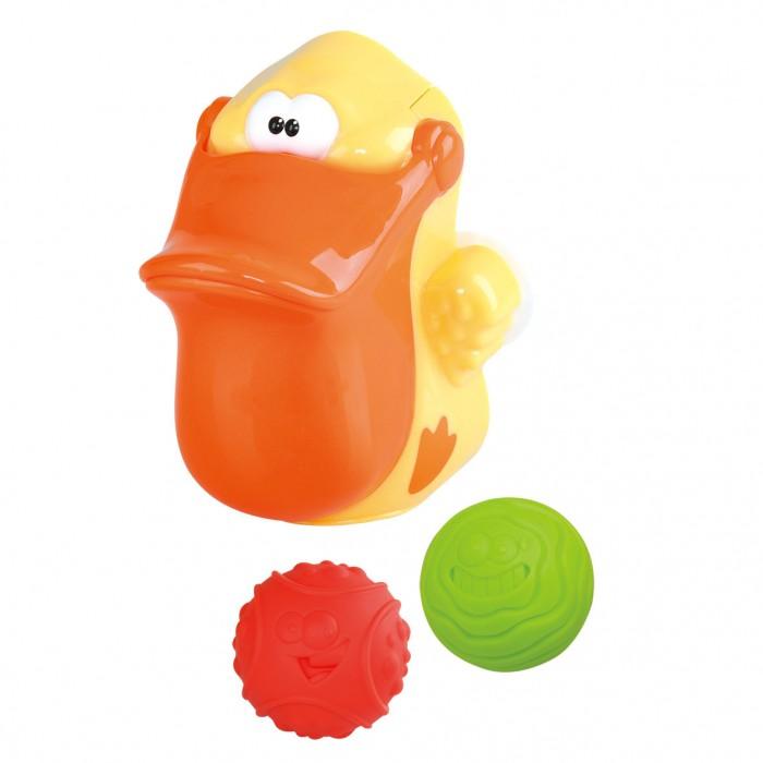 Игрушки для ванны Playgo Игровой набор для ванной Пеликан с мячами игровой набор playgo гриль