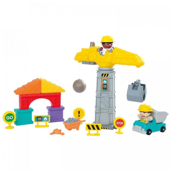 Купить Игровые наборы, Playgo Игровой набор Стройка Play 9874