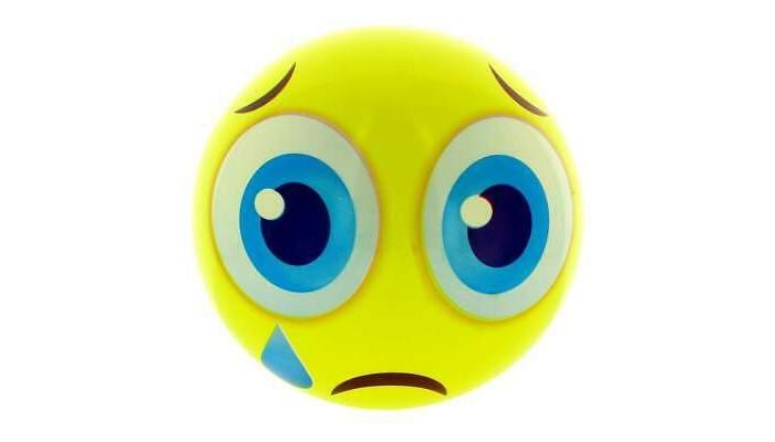 Купить Unice Мяч Смайлик 23 см в интернет магазине. Цены, фото, описания, характеристики, отзывы, обзоры