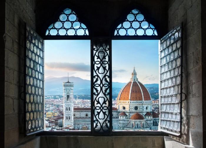 Фото - Пазлы Educa Пазл Вид на Флоренцию Италия 1000 деталей конструтор стакадуз 68 деталей