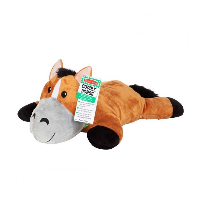 Мягкая игрушка Melissa & Doug Лошадь 30702 70 см