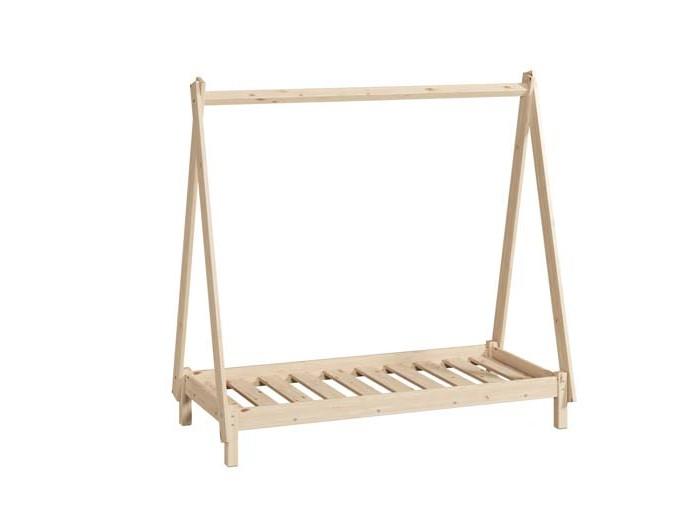 Купить Подростковая кровать Green Mebel Вигвам 70х190 см в интернет магазине. Цены, фото, описания, характеристики, отзывы, обзоры