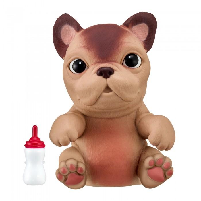 Интерактивная игрушка Little live Pets Cквиши-щенок OMG Pets! Французский бульдог