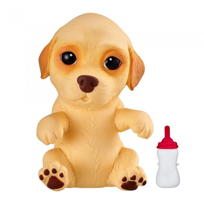 Интерактивная игрушка Little live Pets Cквиши-щенок OMG Pets! Лабрадор
