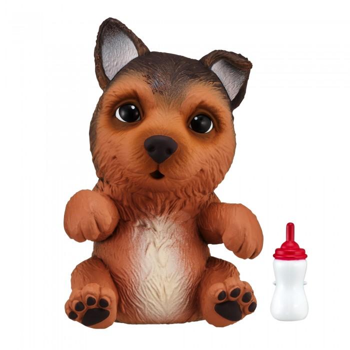 Интерактивная игрушка Little live Pets Сквиши-щенок OMG Pets! Немецкая овчарка