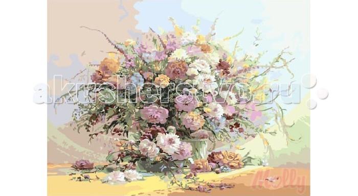Картины по номерам Molly Картина по номерам Ноктюрн 40х50 см картины по номерам molly картина по номерам дары лета 40х50 см
