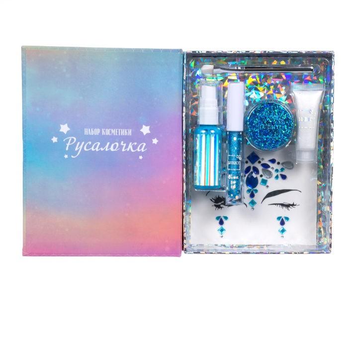 Купить Lukky Набор косметики для образа Сказочная Русалочка в интернет магазине. Цены, фото, описания, характеристики, отзывы, обзоры