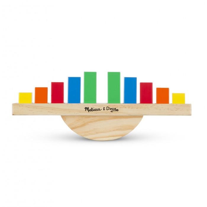 Купить Деревянные игрушки, Деревянная игрушка Melissa & Doug Радуга Баланс