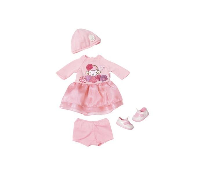 Zapf Creation Baby Annabell Набор вязаной одежды фото